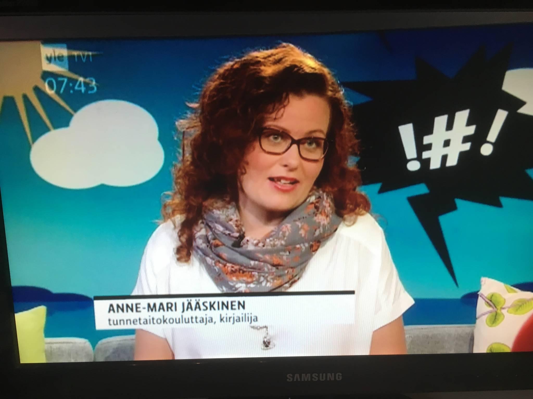 Yle AamuTV 20.6.: Epämiellyttävätkin tunteet kuuluvat loman aloitukseen